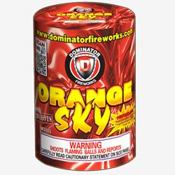 DM2025-Orange Sky-fireworks