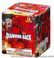 DM224-Diamond Back-fireworks