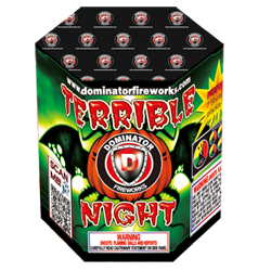 DM232B-TERRIBLE NIGHT-fireworks
