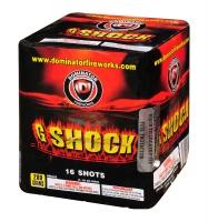 DM235 G-Shock-fireworks