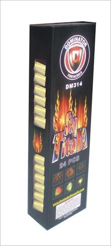 DM314-Sky Titan-fireworks