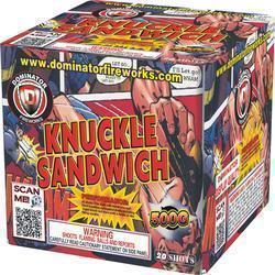 DM503-Knuckle Sandwich-fireworks