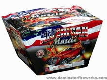 DM546-American Muscle Car-fireworks