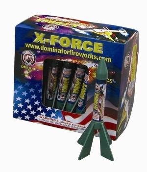 DM1614-X-Force-Rocket